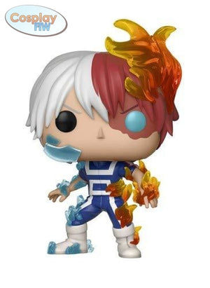 Funko Pop! Animation: My Hero Academia - Todoroki Collectible Figure Figurine