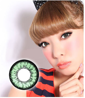 Geo Angel Green Contact Lenses