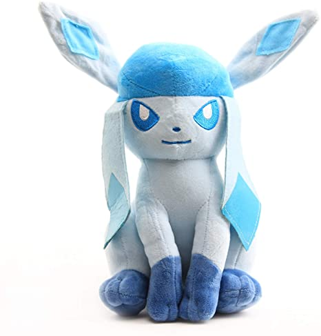 "Copy of Pokemon 12"" Glaceon Plush"