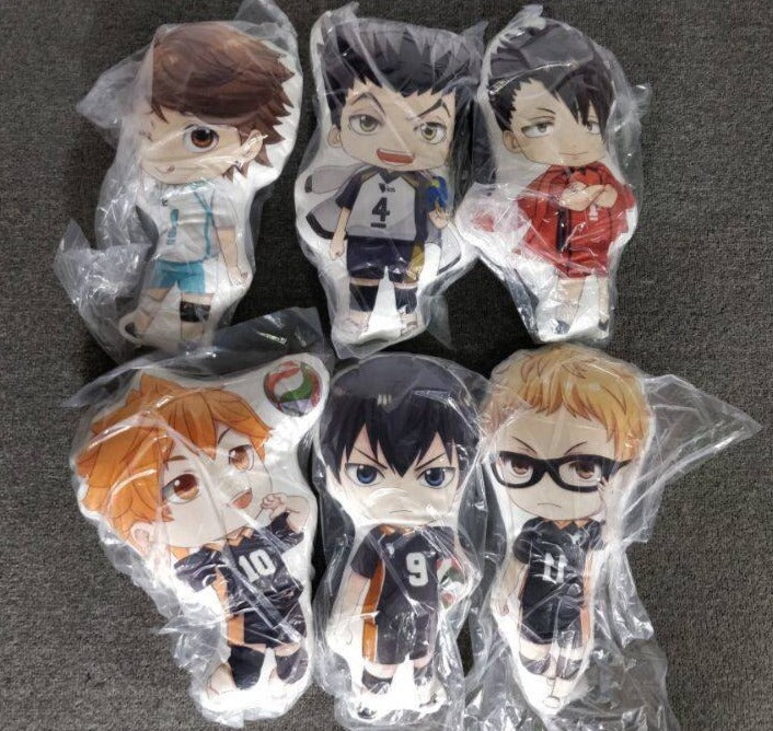 Haikyuu!! Tobio Kageyama Plush Pillow