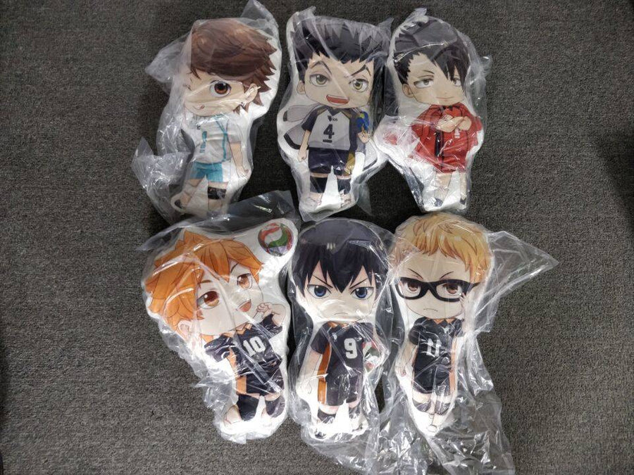 Haikyuu!! Nishinoya Yuu Plush Pillow