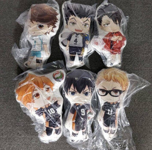 Haikyuu!! Tsukishima Kei Plush Pillow
