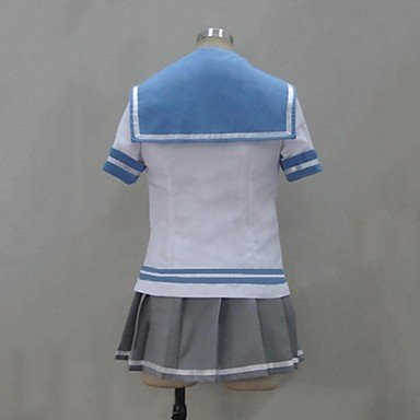 Kantai Collection Hamakaze Cosplay Costume