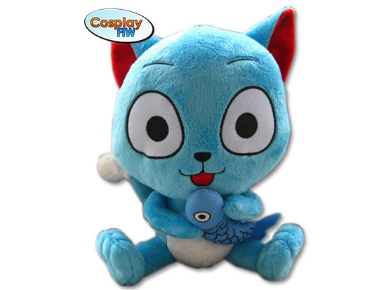Fairy Tail Happy Plush