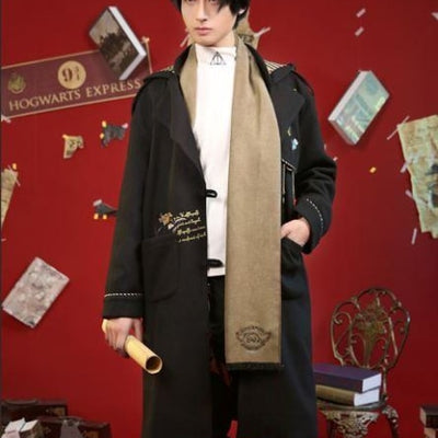 Harry Potter Cosplay Hufflepuff Casual Hogwarts Campus Clothing Costume