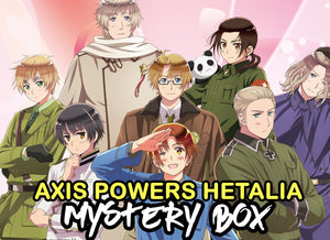 Axis Powers Hetalia Anime Mystery Box | Anime Mystery Box | Fast Shipping (Limited Quantities)
