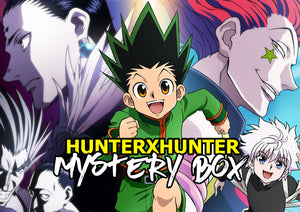 Hunter x Hunter Mystery Box | Anime Mystery Box | HxH | Fast Shipping (Limited Quantities)