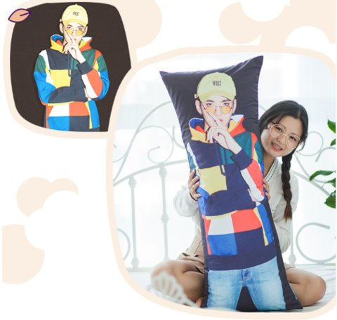 CREATE YOUR OWN Body Pillow!!   CosplayFTW