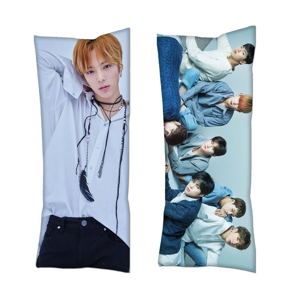 Monsta X - Minhyuk Body Pillow // KPOP pillow // Valentines Day Gift