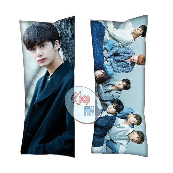 Monsta X - Hyungwon Body Pillow
