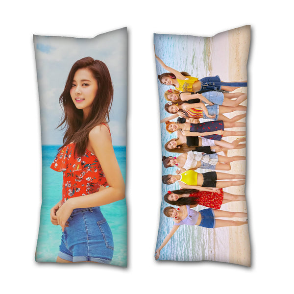 Twice - 'Summer Night' Tzuyu Body Pillow