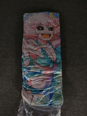 My Hero Academia Ashido Mina Dakimakura // Anime Body Pillow // Valentines Day Gift
