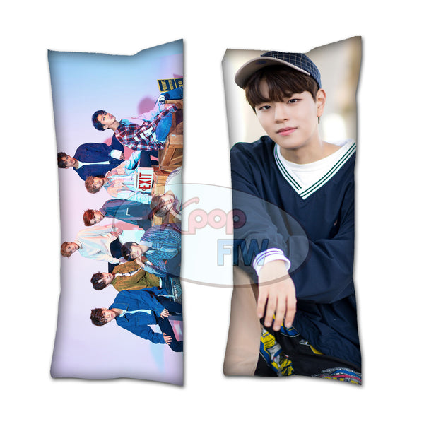 Kpop Stray Kids Seungmin Body pillow/ Stray Kids body pillow / Valentines Day Gift / K-pop