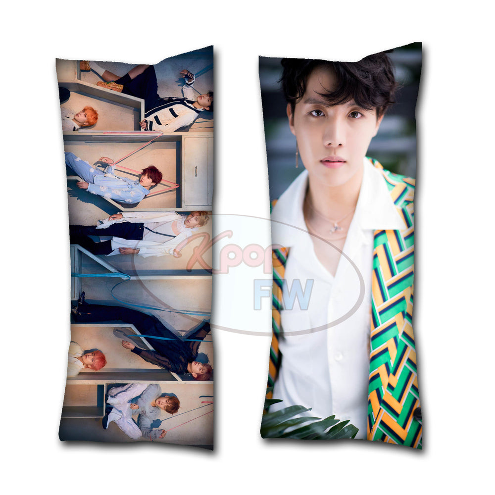 BTS Love Yourself 'Answer' Jhope Body Pillow // Valentines Day Gift // Kpop Pillow