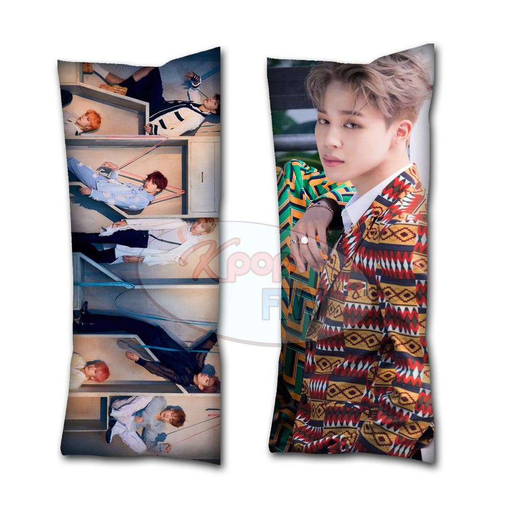 KPOP BTS Love Yourself 'Answer' Jimin Body Pillow // Kpop Pillow // Valentine's Day Gift
