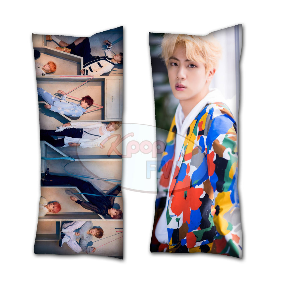 BTS Love Yourself 'Answer' Jin Body Pillow // KPOP Body Pillow // Valentines Day Gift
