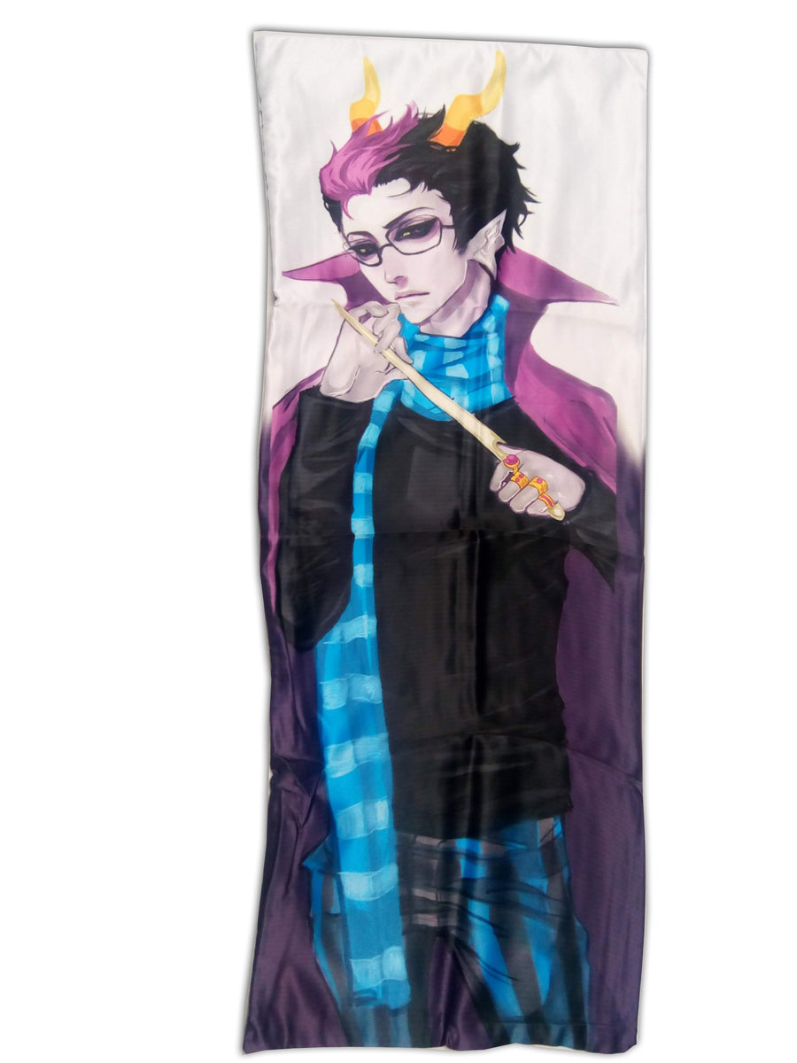 Homestuck Eridan Ampora Body Pillow // Dakimakura // Anime Body Pillow // Valentines Day Gift