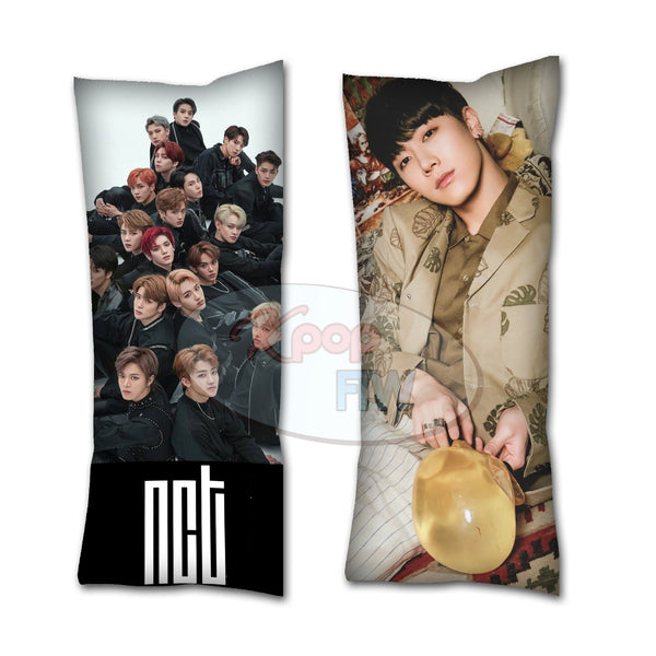 NCT Ten Body Pillow // KPOP pillow // Valentines Day Gift