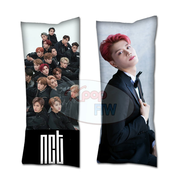 NCT 127 Taeil Body Pillow // KPOP pillow // Valentines Day Gift