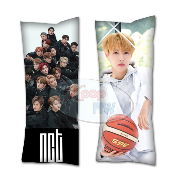 NCT Dream Renjun Body Pillow // KPOP pillow // Valentines Day Gift