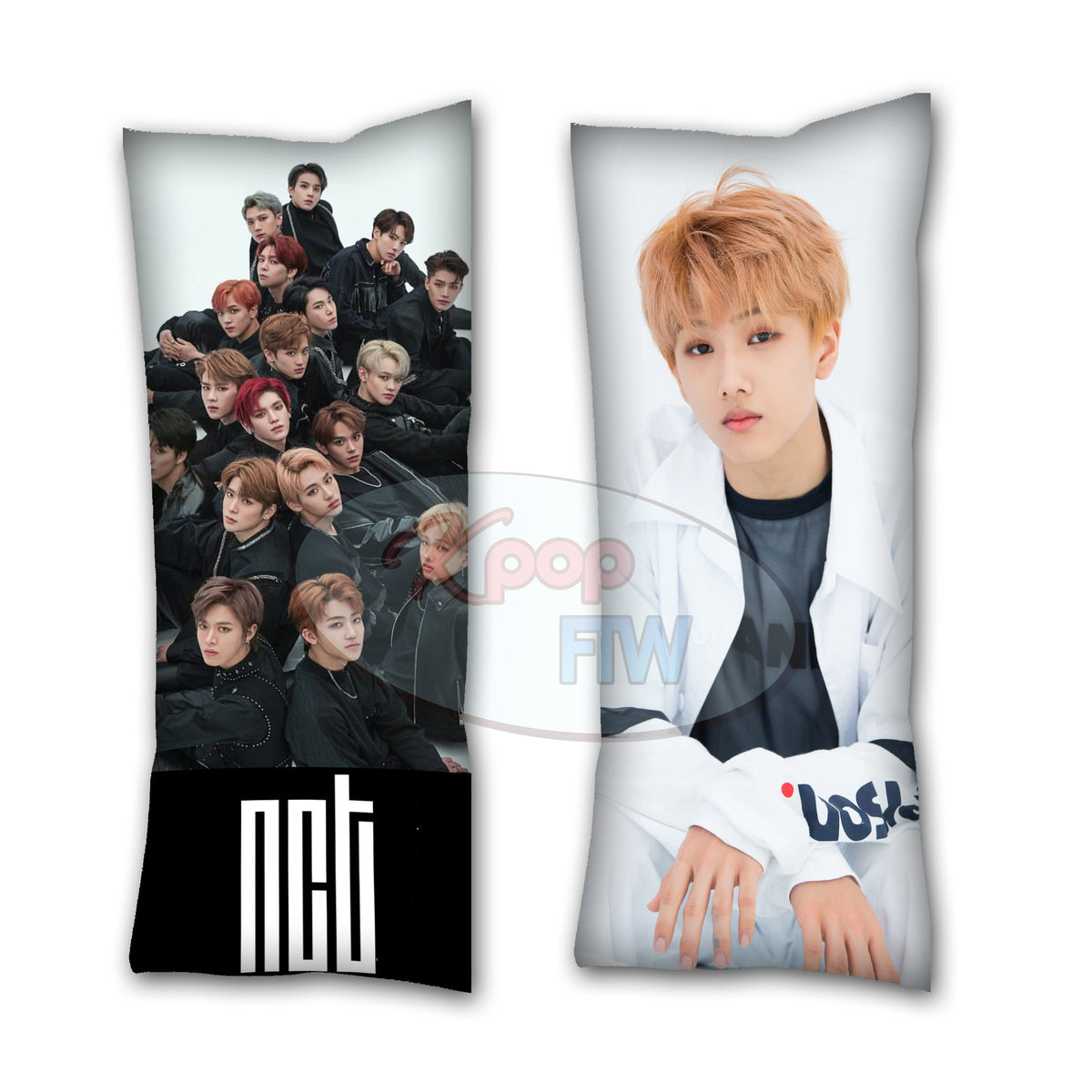 NCT Dream Jisung Body Pillow // KPOP pillow // Valentines Day Gift