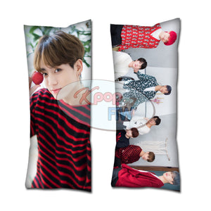 BTS Winter Jungkook Body Pillow // KPOP pillow // Valentines Day Gift