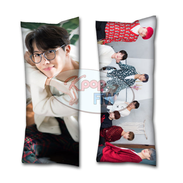 BTS Winter Jhope Body Pillow // KPOP pillow // Valentines Day Gift