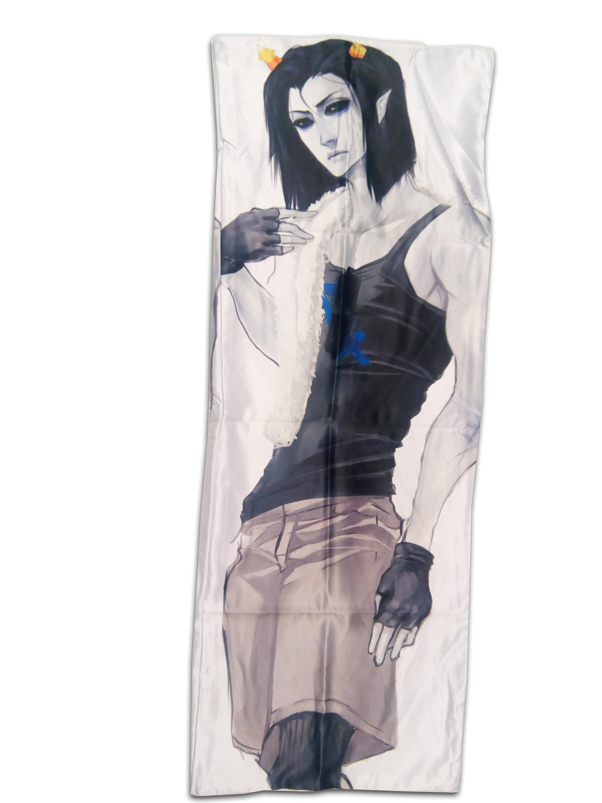 Homestuck Equius Body Pillow // Dakimakura // Anime Body Pillow // Valentines Day Gift