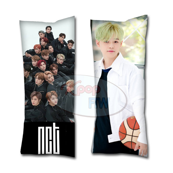 NCT Dream Chenle Body Pillow // KPOP pillow // Valentines Day Gift