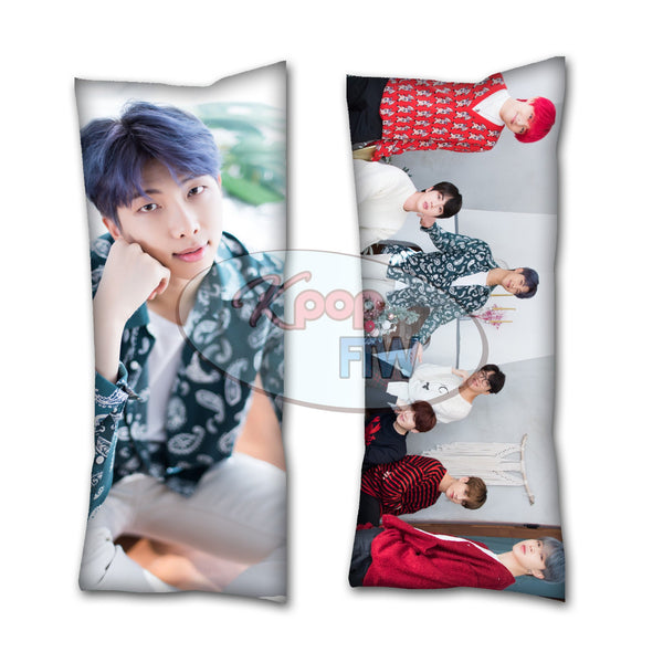 BTS Winter RM Body Pillow // KPOP pillow // Valentines Day Gift