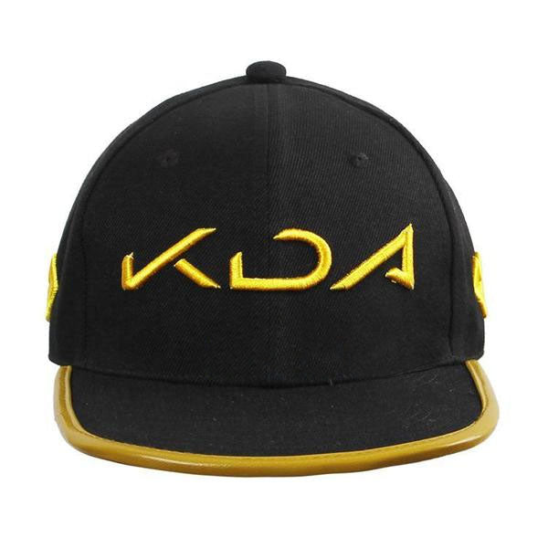 League of Legends KDA K/DA Snapback / KDA Akali Cosplay Hat