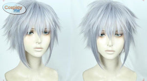 Kingdom Heart 3 Riku Hearts Cosplay Wig Wig Shipped In Early March / One Size