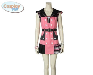 Kingdom Hearts 3 Kairi Cosplay Costume / Costume
