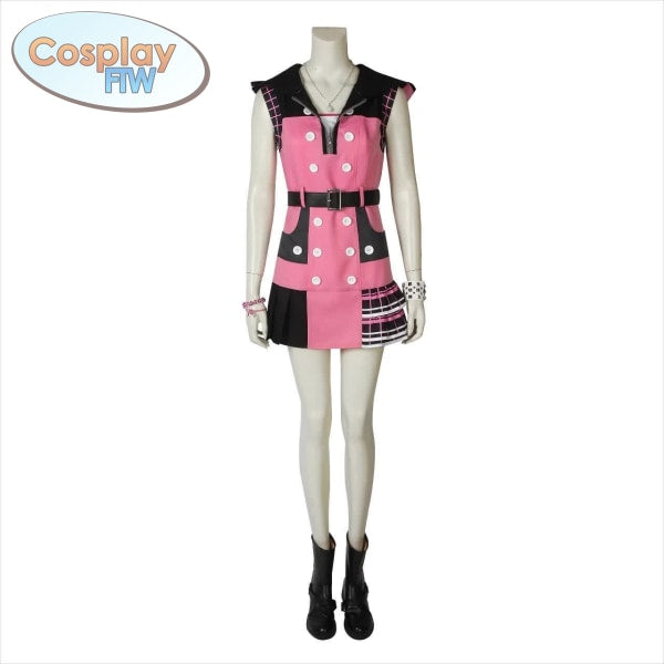 Kingdom Hearts 3 Kairi Cosplay Costume / Full Set L Costume