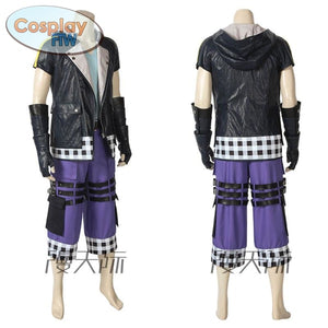 Kingdom Hearts 3 Riku Cosplay Costume / Costume