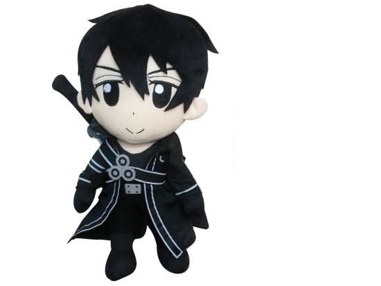 Sword Art Online Kirito 12 inch Plush