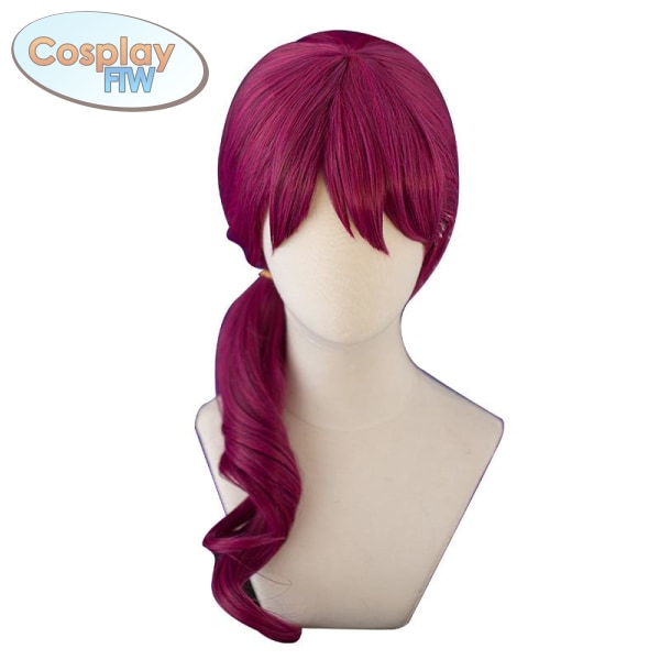 League Of Legends Kda K/da Evelynn Cosplay Wig