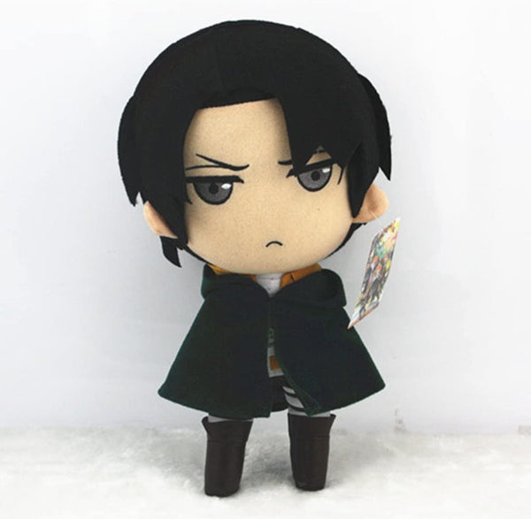 Attack on Titan Levi Ackerman 12 Inch Plush Doll