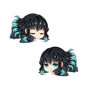 Demon Slayer Muichiro Tokito Plush Pillow