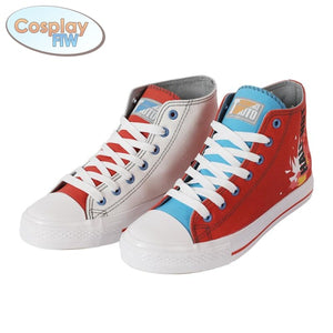 My Hero Academia Canvas Sneakers / Character Style Shoes Todoroki 36 Shoes