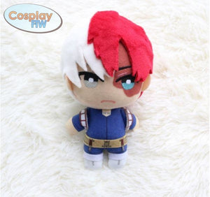 My Hero Academia Todoroki Plush / Shoto 15Cm Costume
