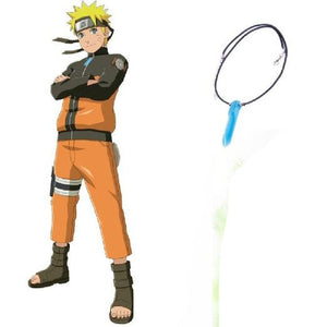 Naruto Uzumaki Tsunade Cosplay Necklace