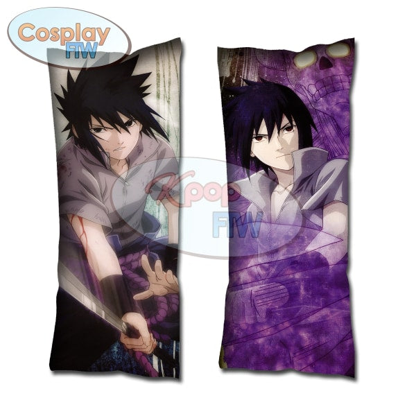 Naruto Shippuden Sasuke Body Pillow