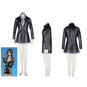 One Piece Nico Robin Cosplay Costume