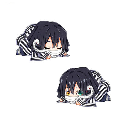 Demon Slayer Iguro Obanai Plush Pillow