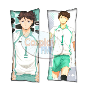 Haikyuu!! Tooru Oikawa Body Pillow