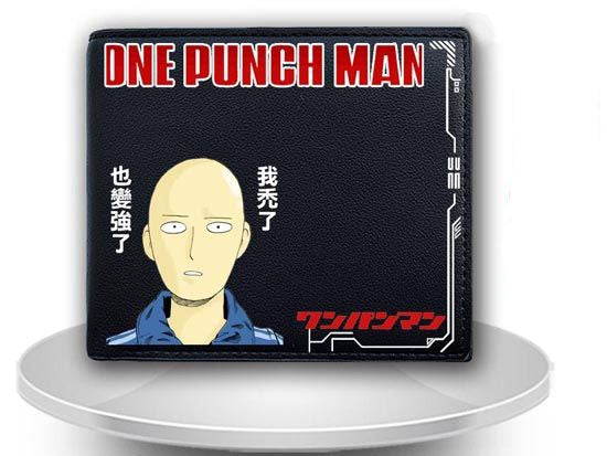 One Punch Man Wallet