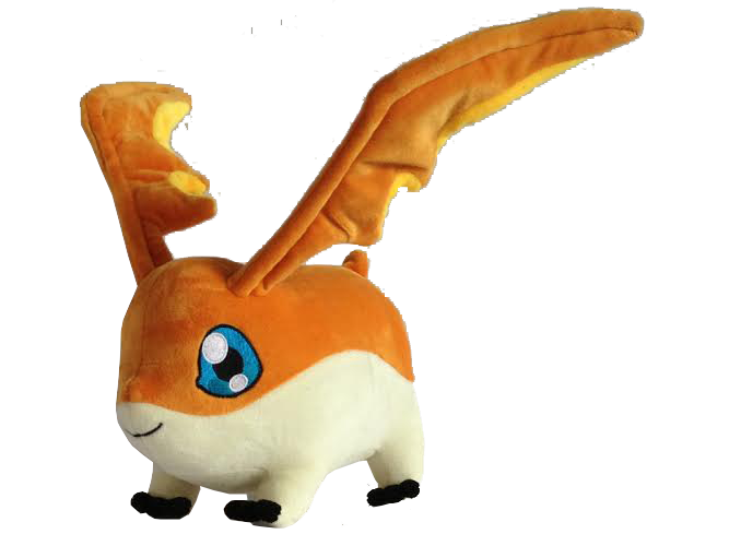 Digimon 12-Inch Patamon Plush