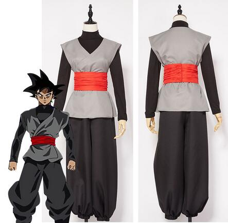 Dragon Ball Super Black Goku Zamasu Kai Cosplay Costume