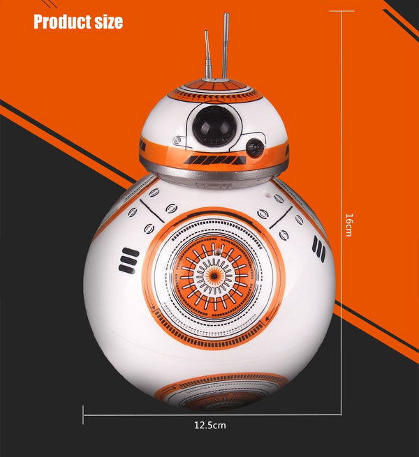STAR WARS RC BB-8 2.4G ROBOT UPGRADE REMOTE CONTROL